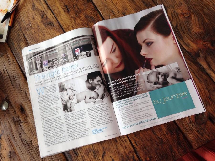 Northside Magazine, Harrogate & Leeds Feature Sep '13