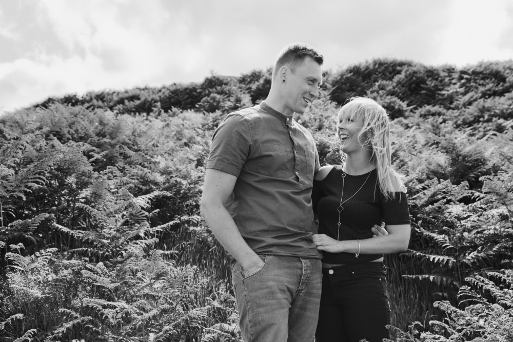 creative wedding photographer leeds