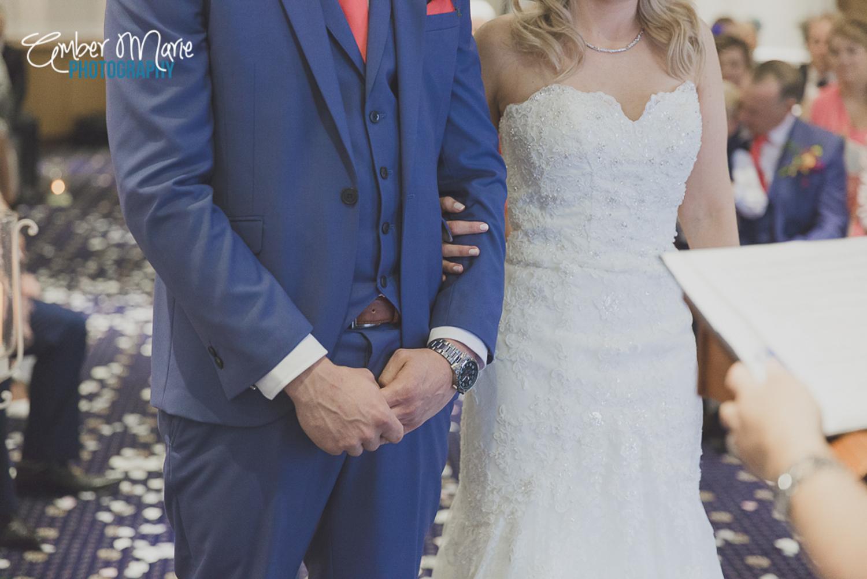 creative wedding photographer leeds