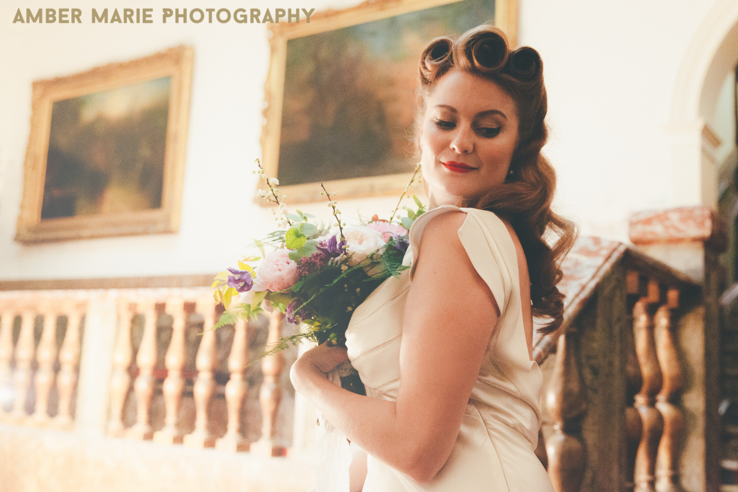 vintage wedding dresses by leeds wedding photographer