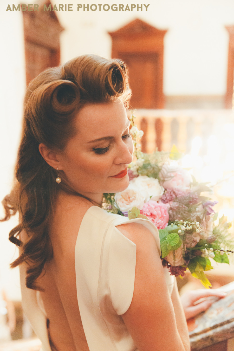 Vintage Bridal Fashion // Chiswick Wedding Photography