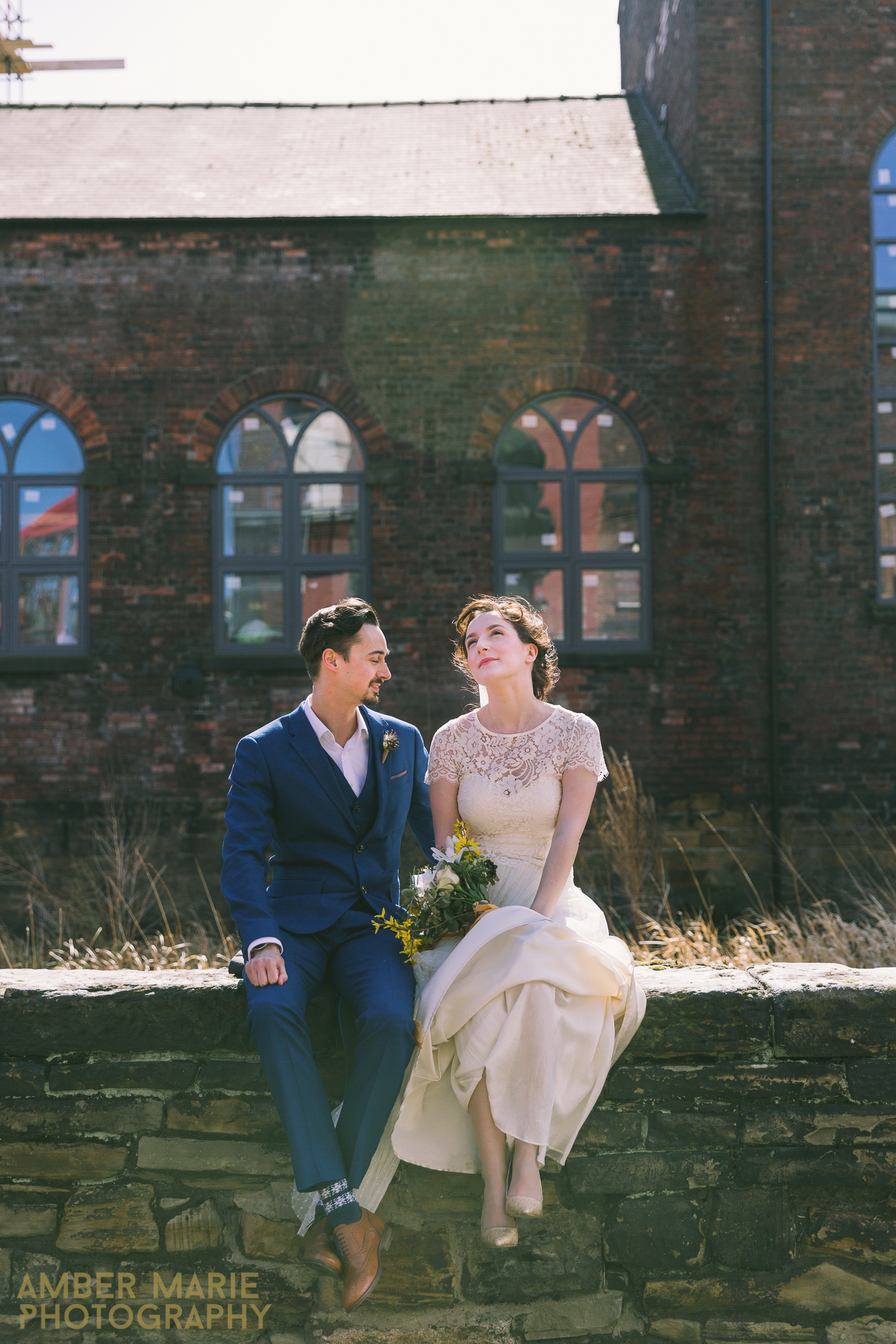 natural relaxed and creative wedding photography leeds
