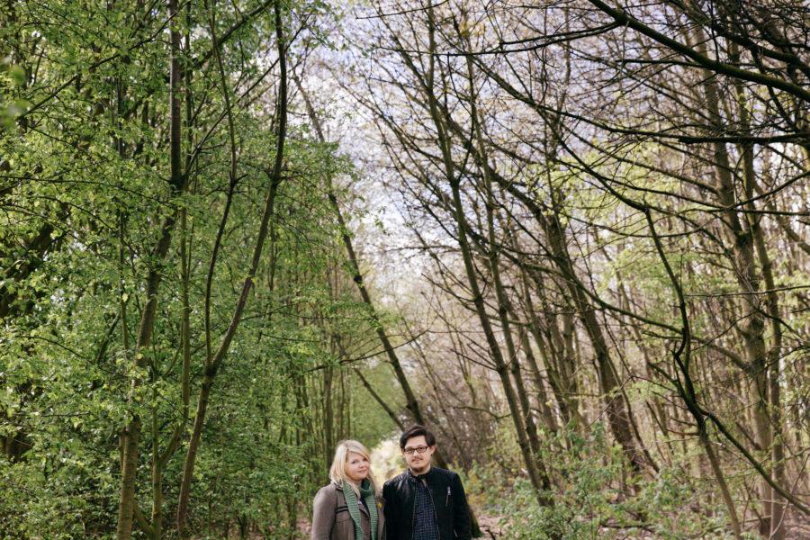 Lene & James Yorkshire Engagement Shoot