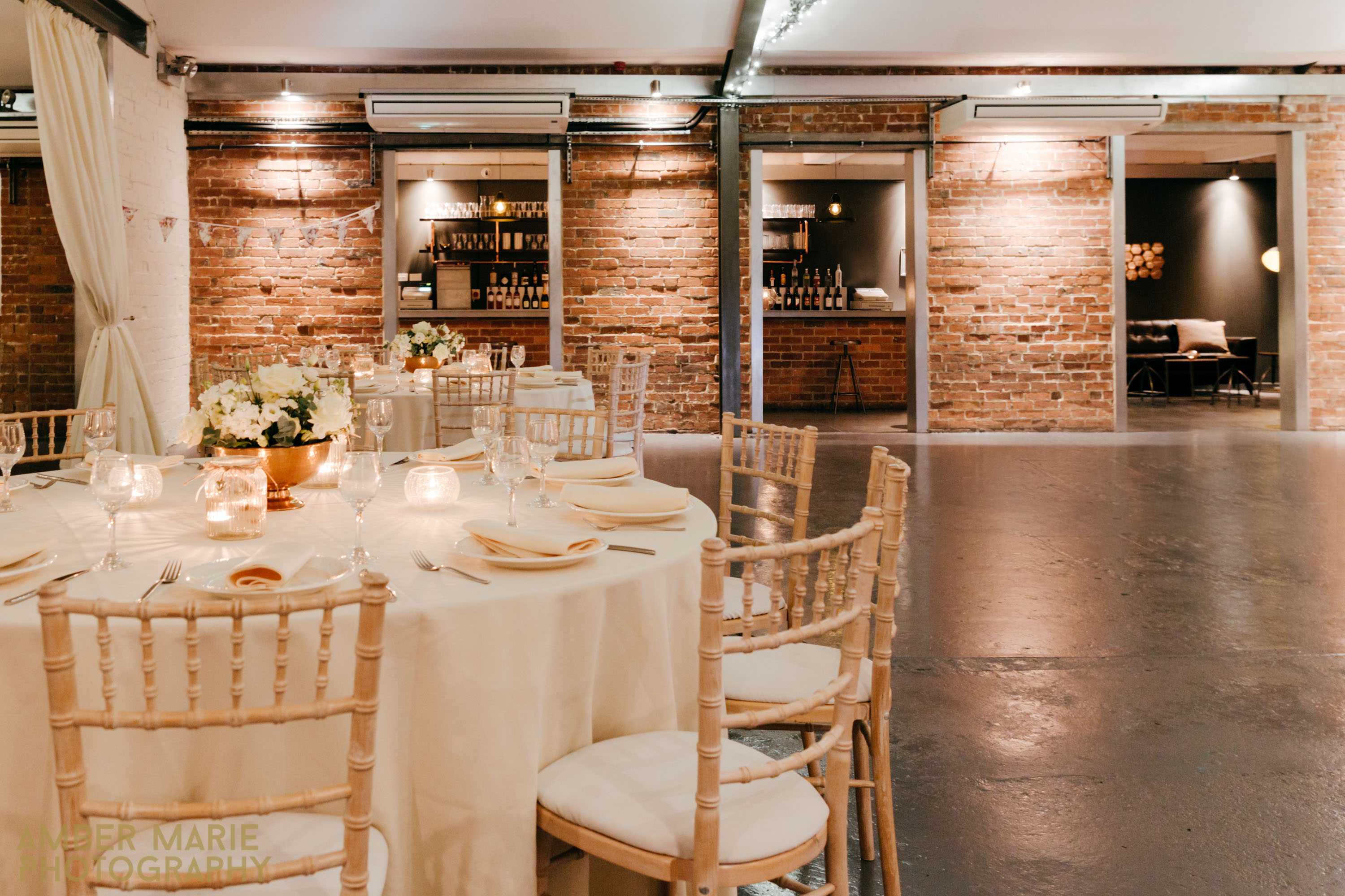 New Craven Hall Quirky Industrial Wedding Venue Yorkshire