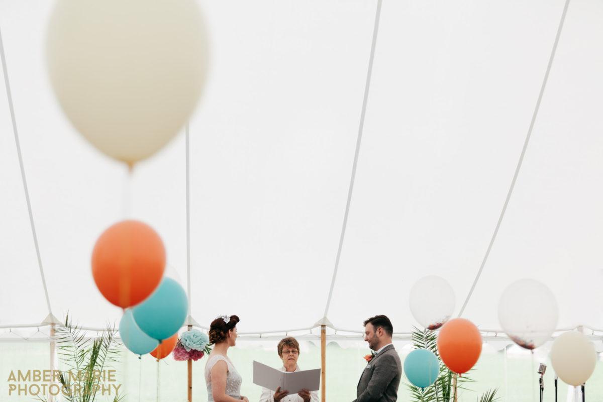 Springfield Lake Wedding Photography Nigel & Marie