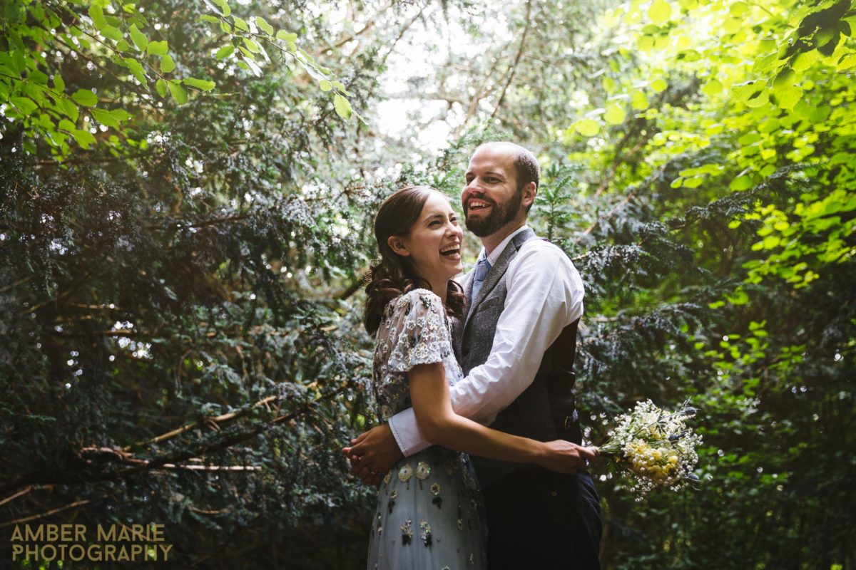 Abi & Richard's intimate wedding by Creative Wedding Photographer Gloucestershire