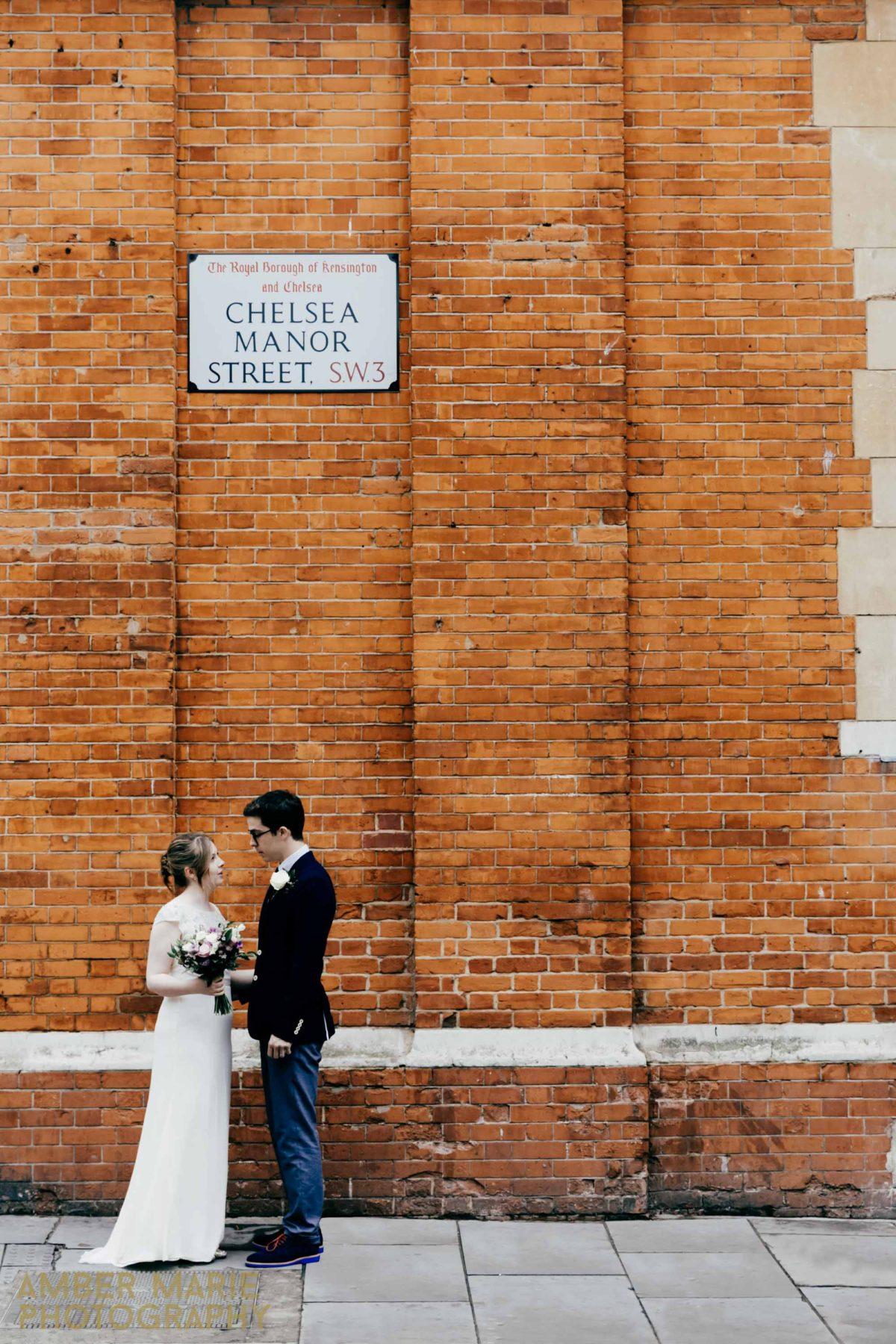 Chelsea & Kensington Wedding Photography