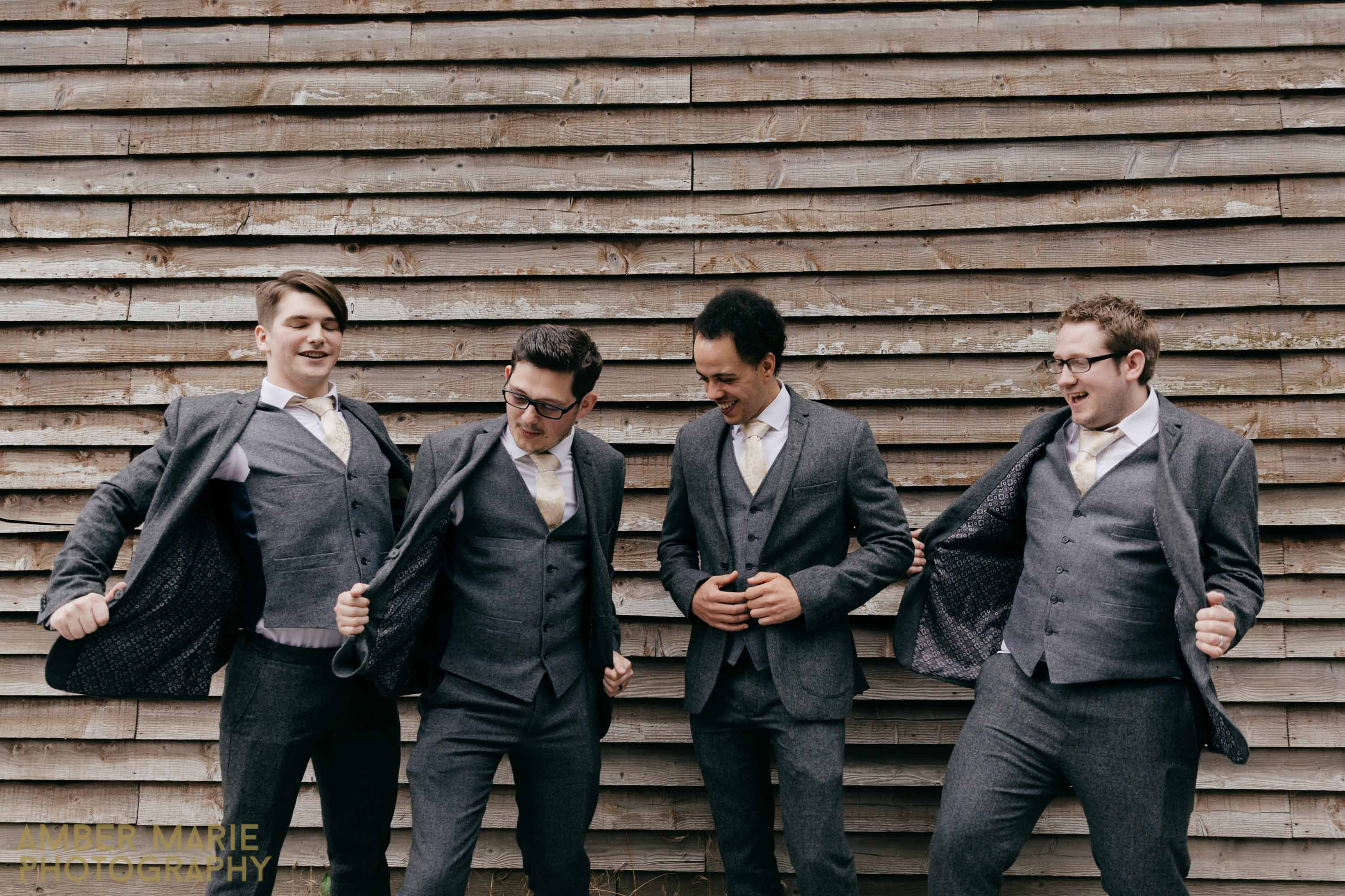 Creative Quirky Yorkshire wedding photographers