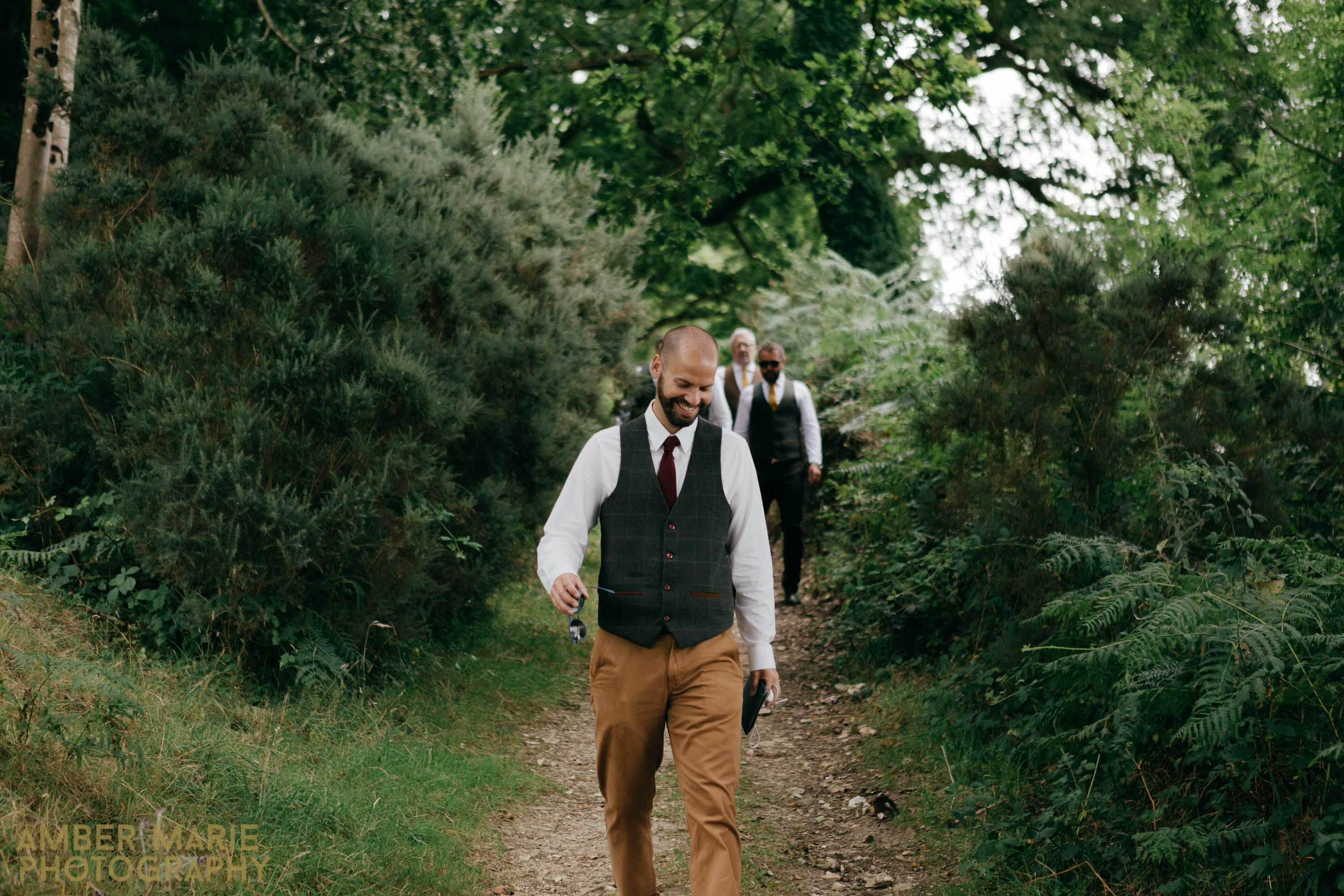 River cottage creative wedding photography