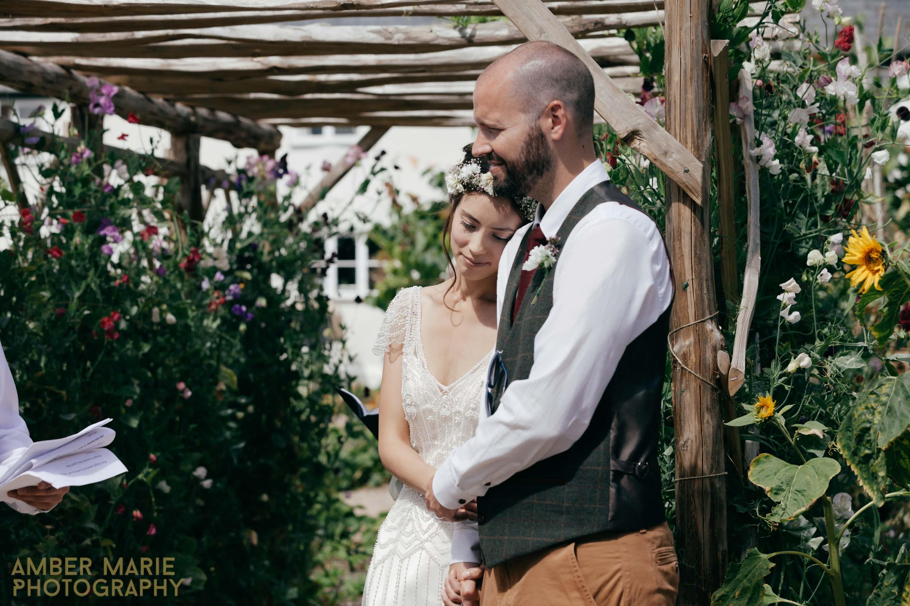River cottage creative natural creative wedding photography