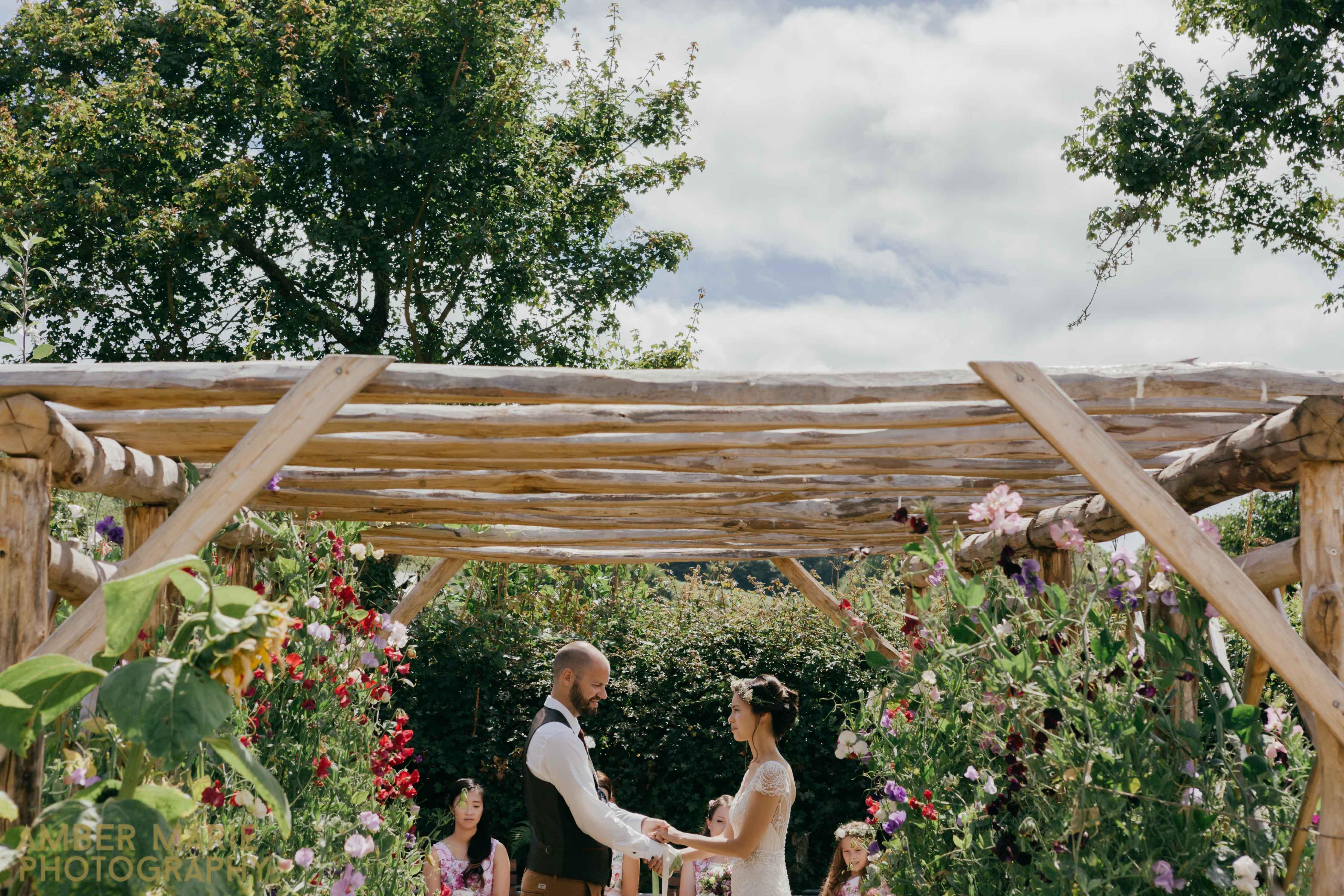 Eco friendly wedding photographers creative wedding photographers leeds yorkshire
