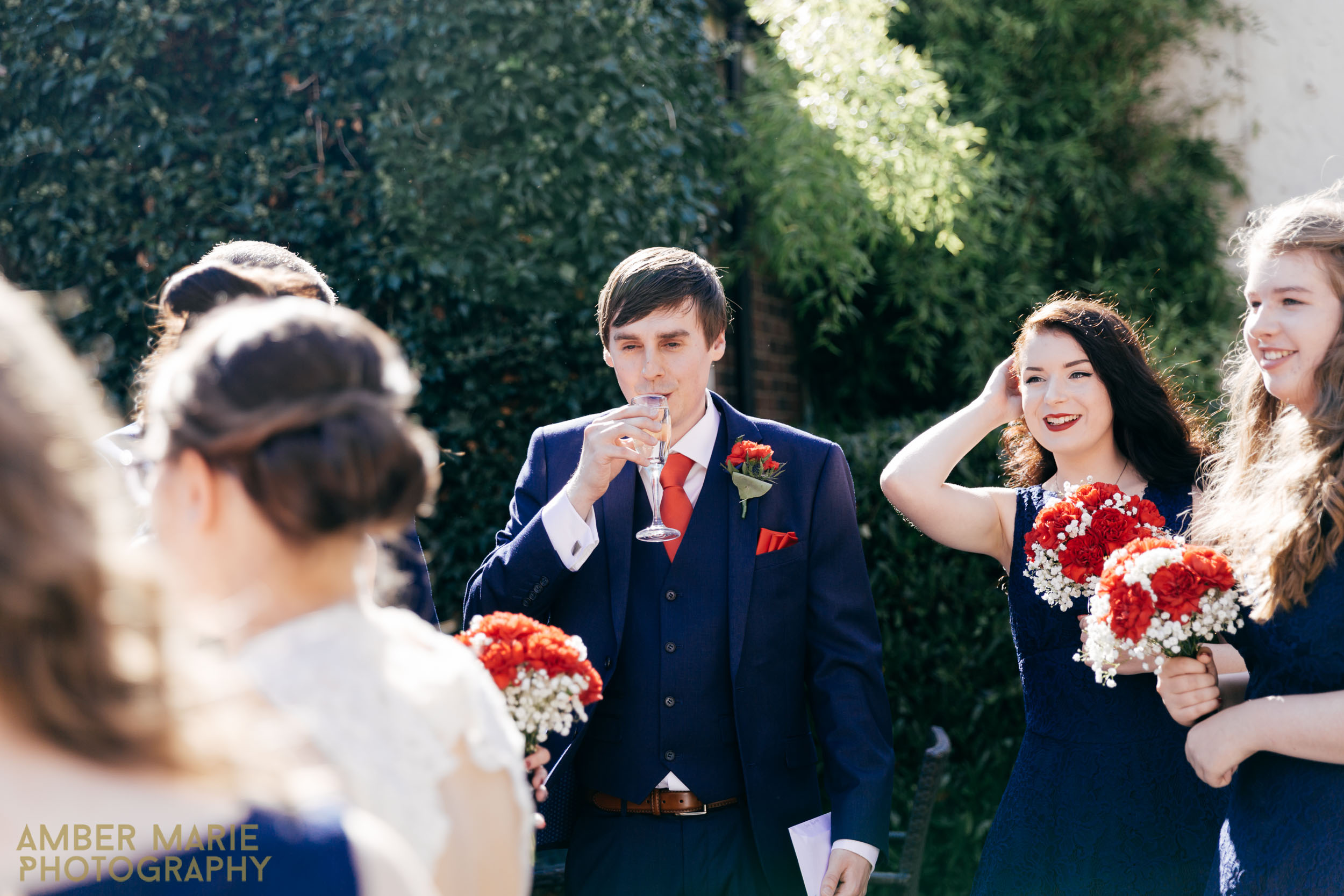the bridge and spa Wetherby wedding photography by creative wedding photographers leeds yorkshire