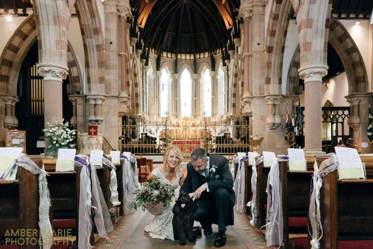 Joan & Andrew's Harrogate Wedding