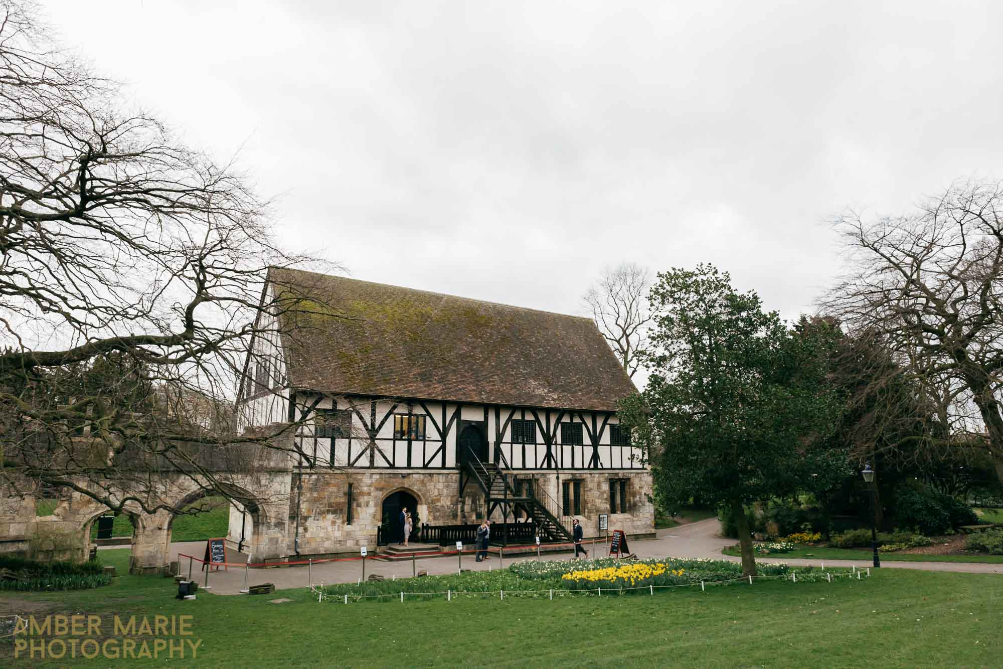 The Hospitium York Wedding creative wedding photographer