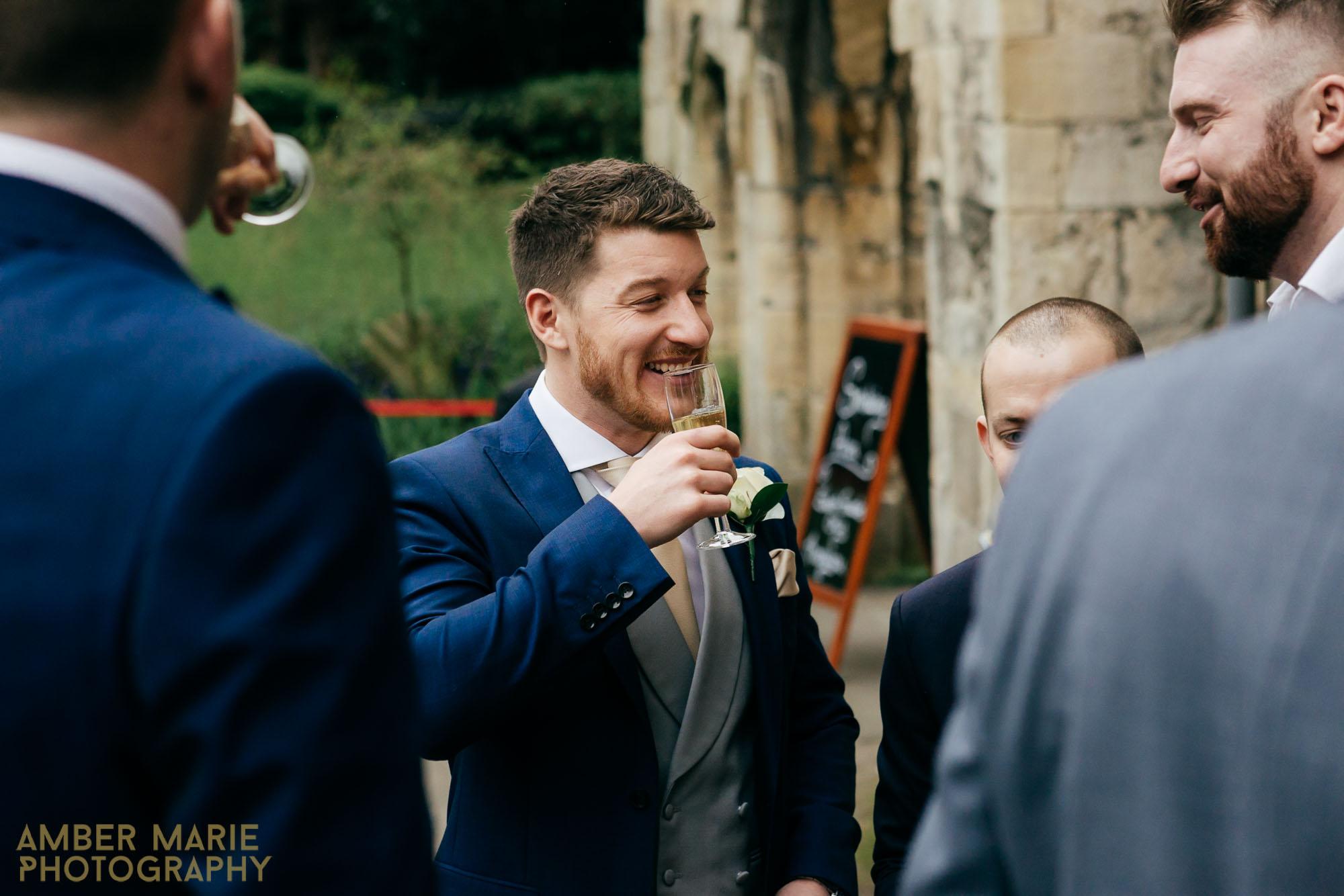 York Hospitium Wedding