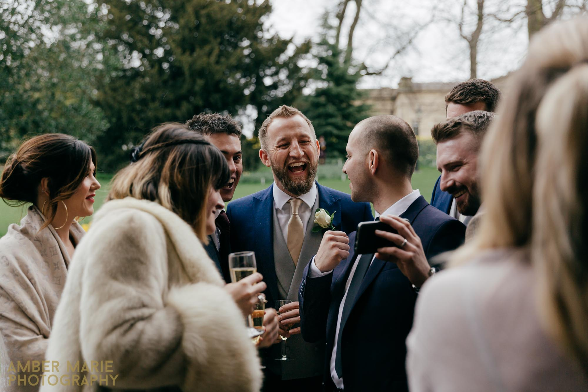 York Hospitium Wedding