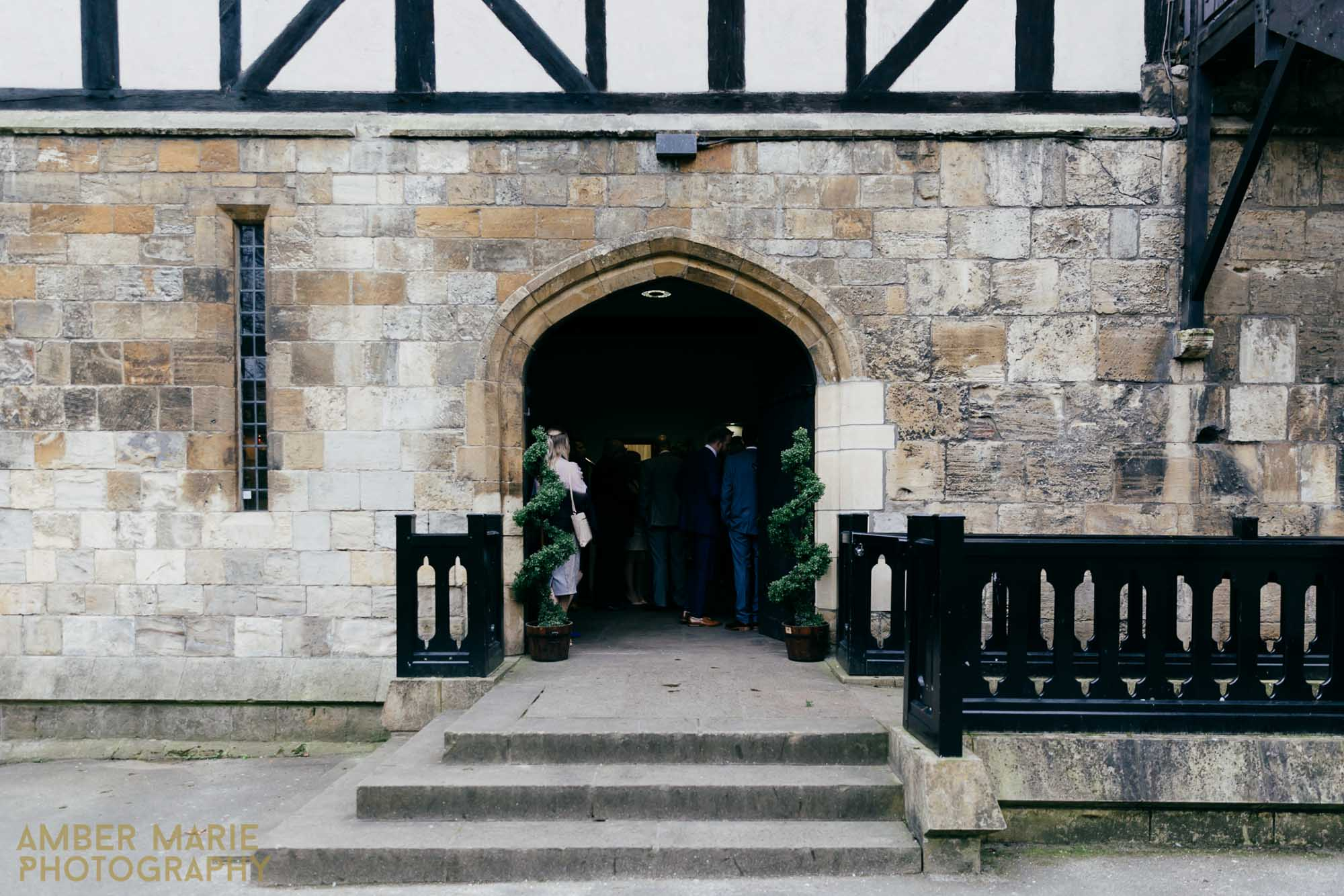York Wedding Venue The Hospitium Wedding