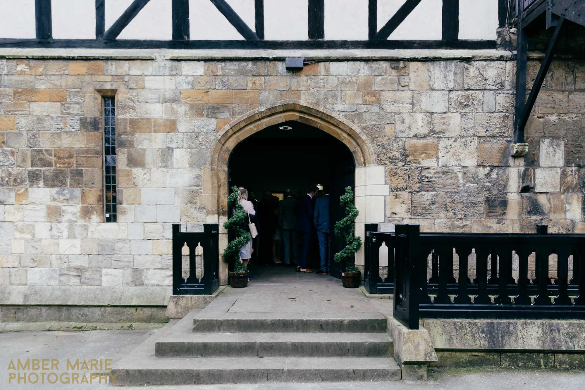 York Wedding Venue The Hospitium Wedding