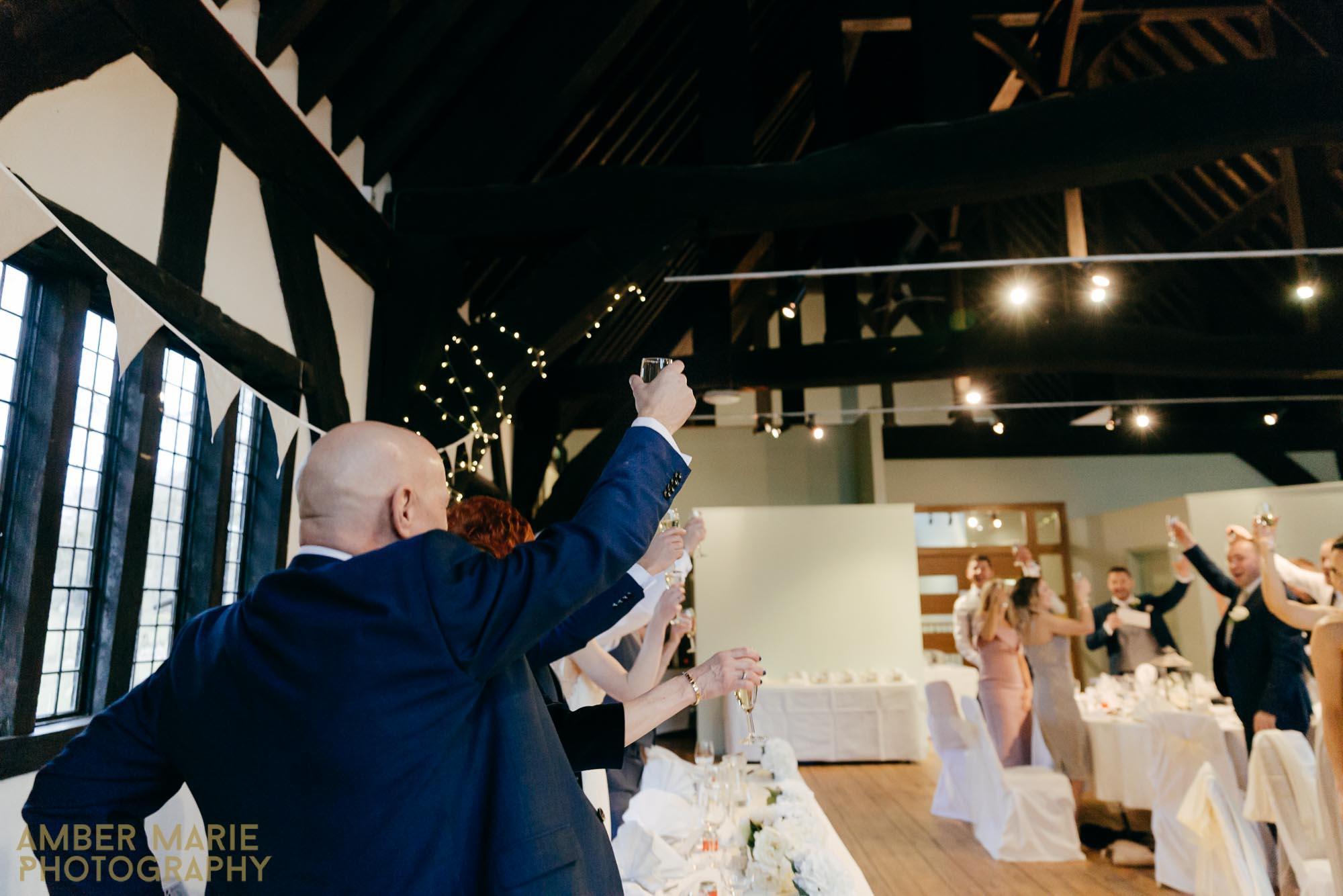 The Hospitium York Wedding