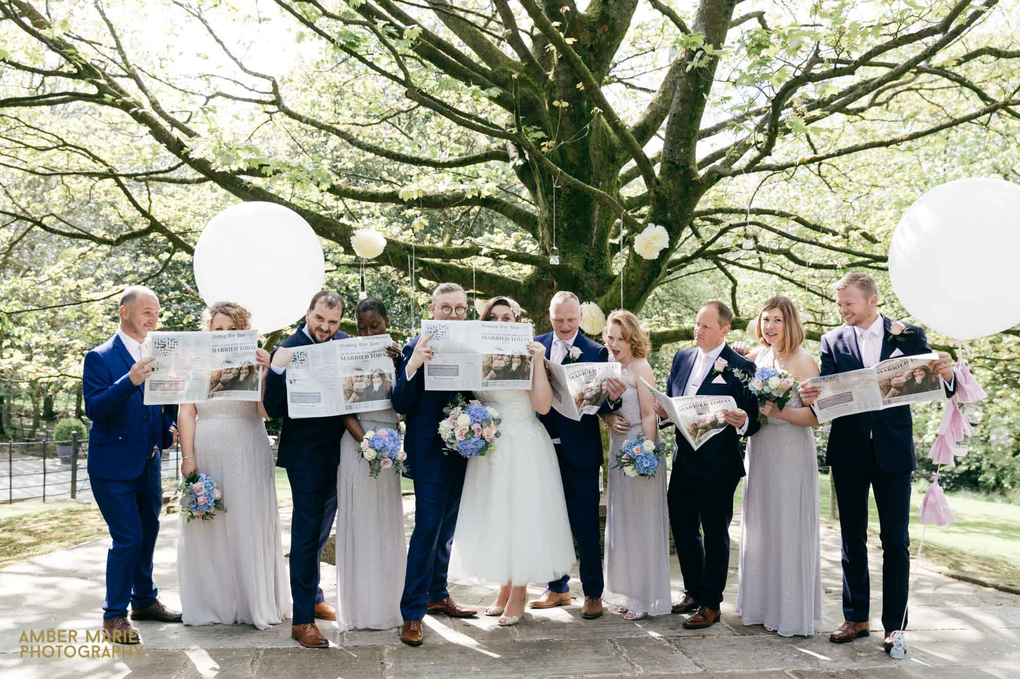 Crow Hill wedding photography Creative Yorkshire Wedding Photographer