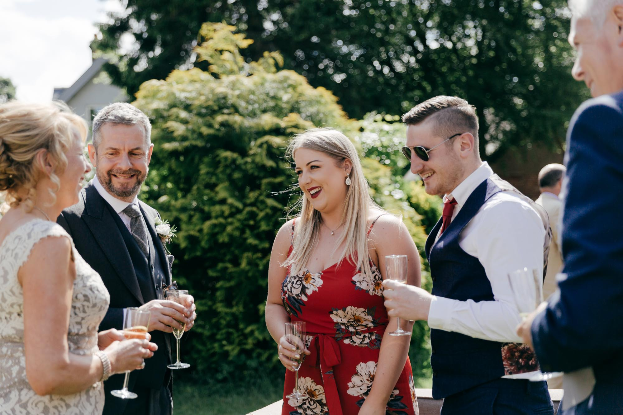 creative wedding photography by Gloucestershire wedding photographer Amber Marie Photography
