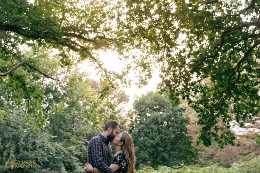 Sally & Ally – Engagement Photography London
