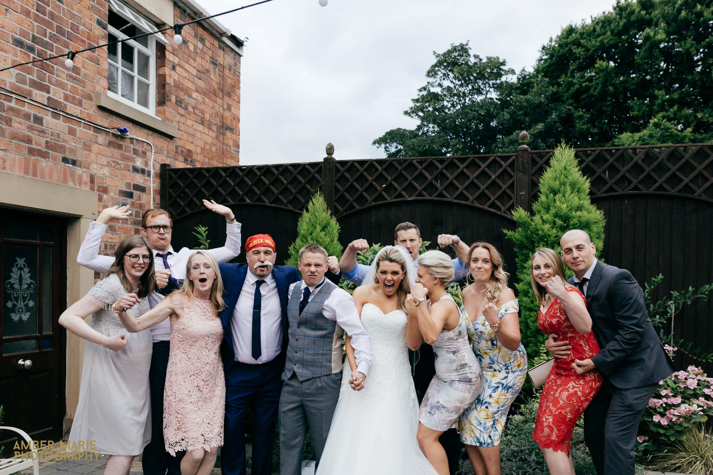 Creative Gloucestershire Wedding Photographer