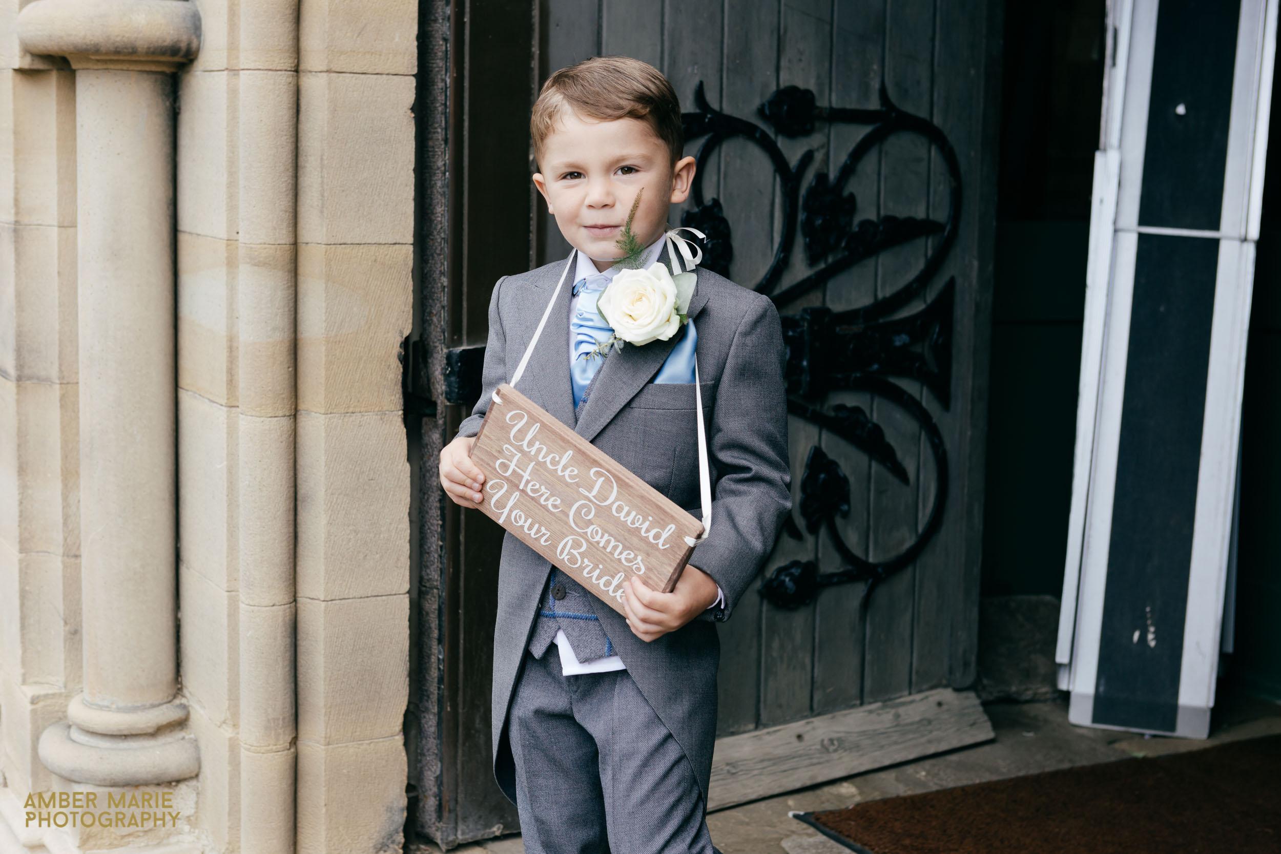 Grace & David - Gloucestershire Wedding Photographer