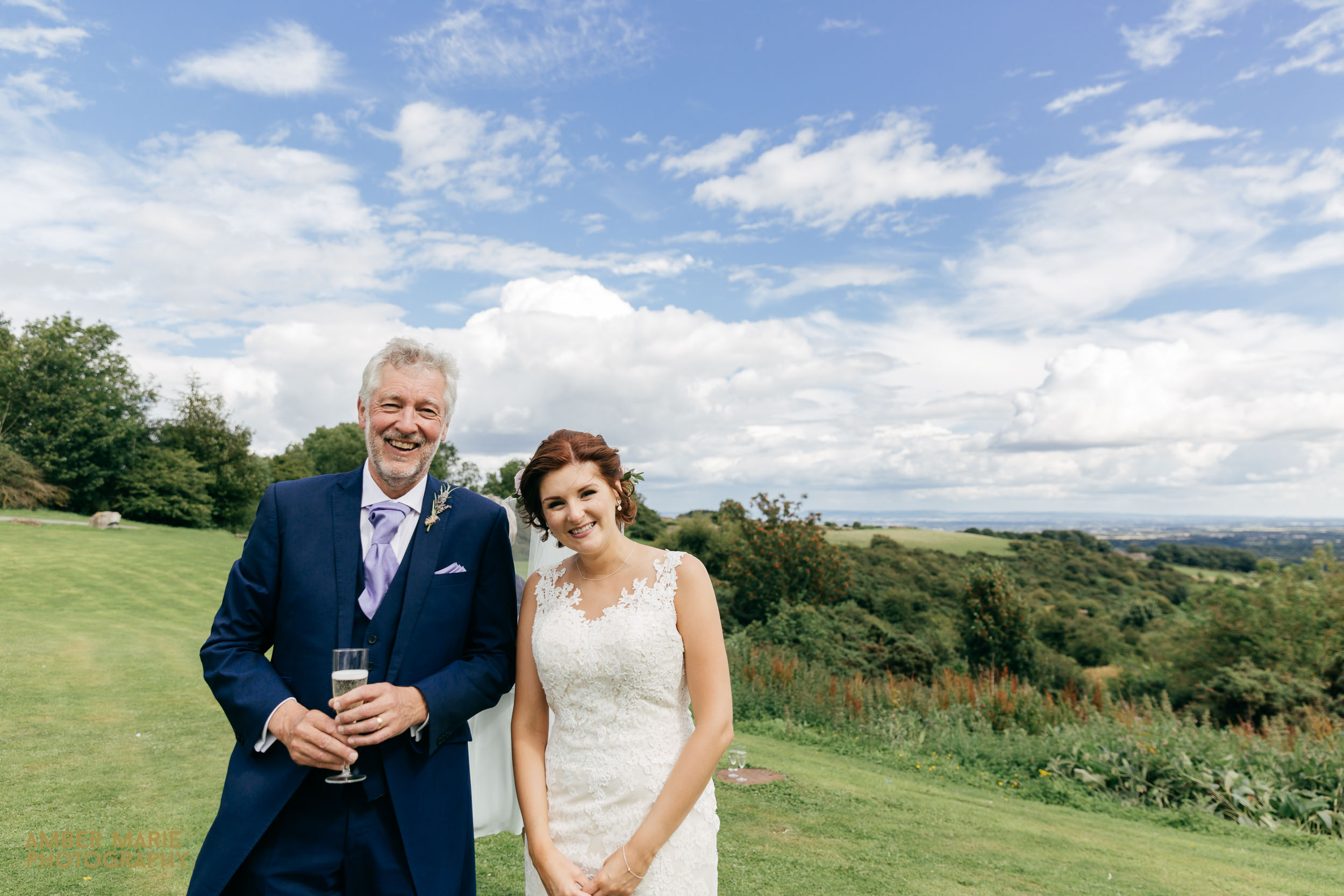 Natural Retreats Yorkshire Dales Wedding by Gloucestershire Wedding Photographer