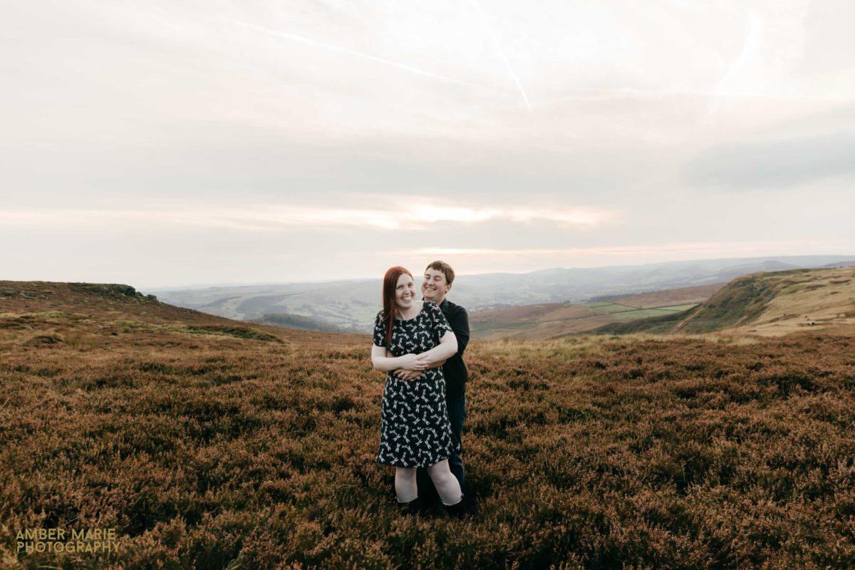 Jennifer & Oliver – Engagement Shoot