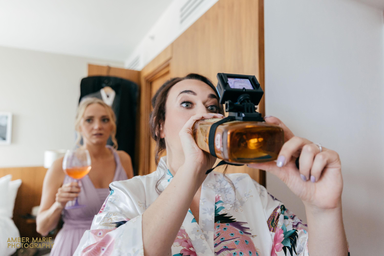 Fun Wedding Photography Gloucestershire