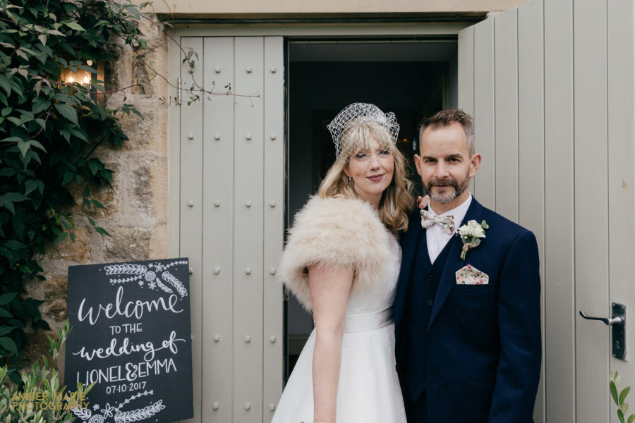 Cheerful Chilli Barn Wedding