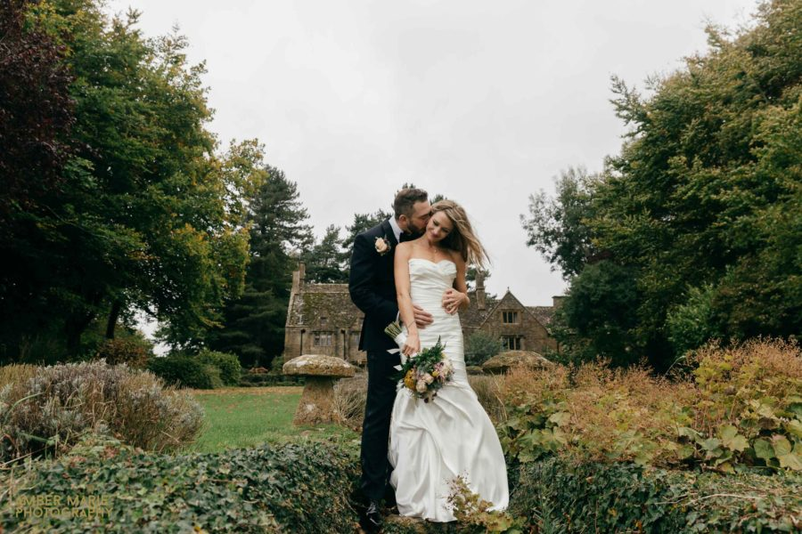 Sarah & Nick – Charingworth Manor Wedding