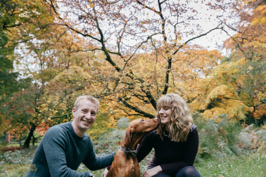 Laura & Stuart – Gloucestershire Engagement Photography