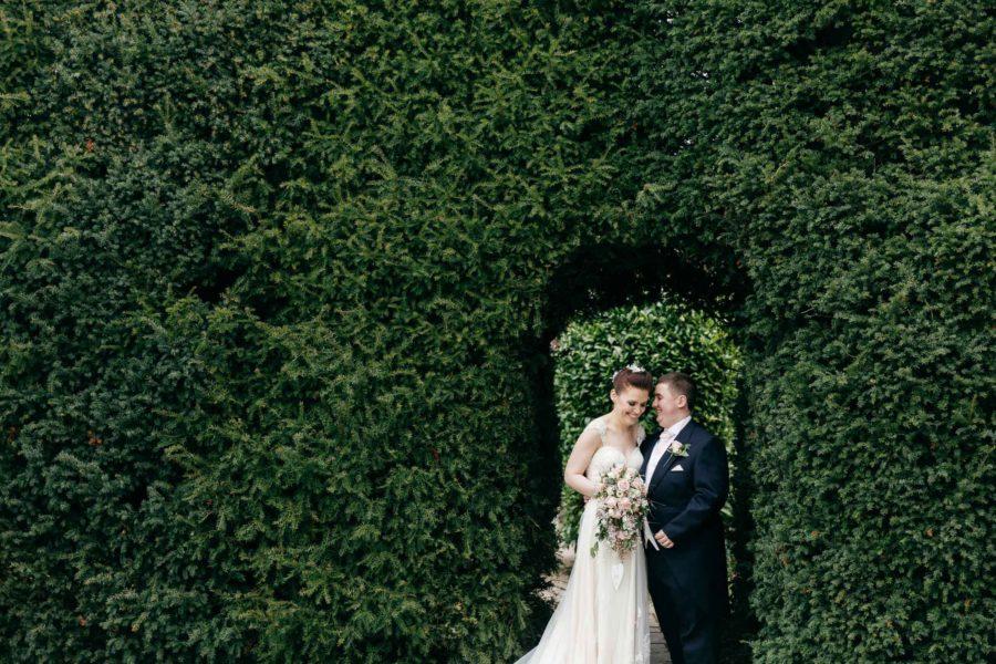 Jennifer & Oliver Hazlewood Castle Wedding