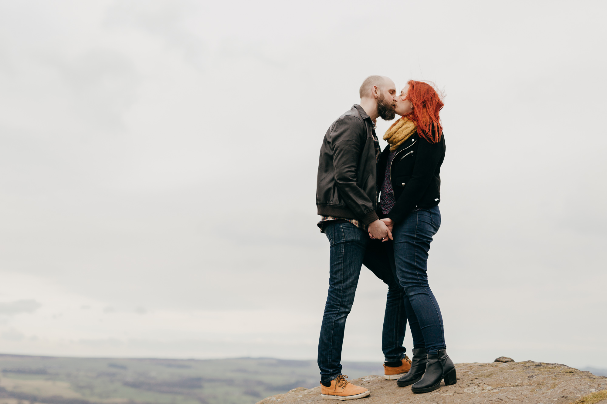 Engagement Photography by Creative Wedding Photographer Gloucestershire