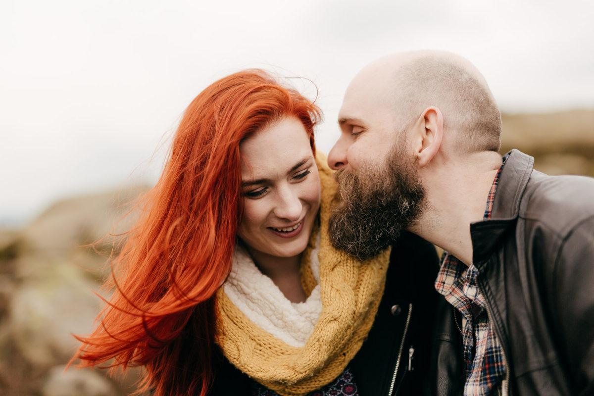 Liza & Adam's Engagement Photography