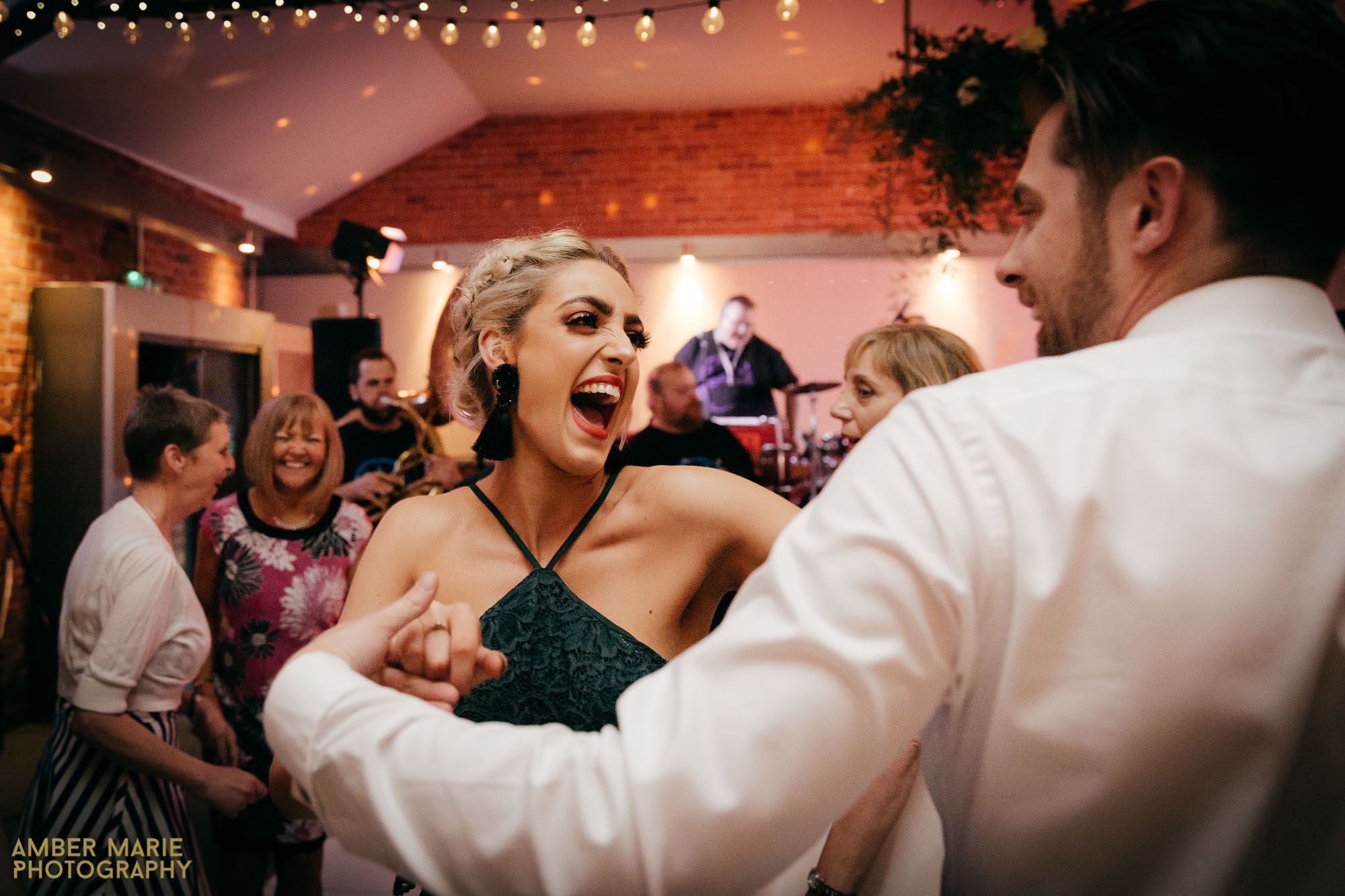 New Craven Hall Wedding