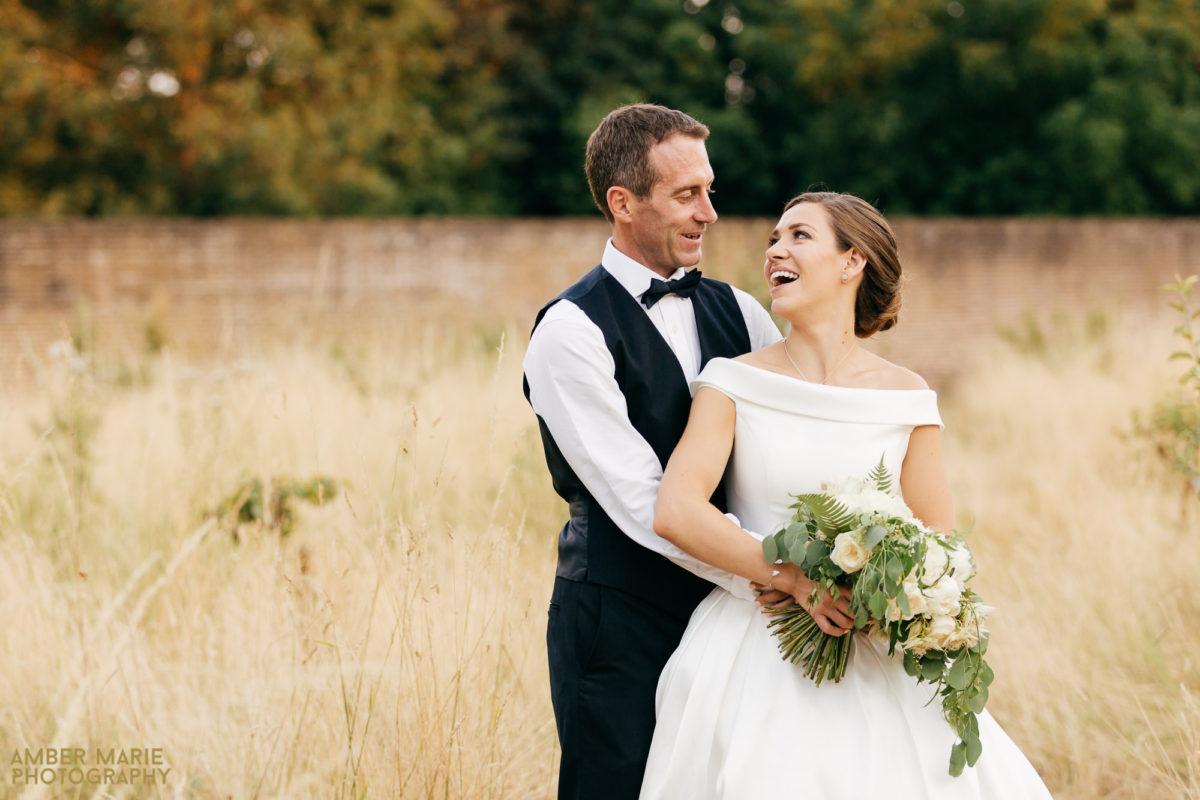 Rebecca & Chris' Fulham Palace Wedding