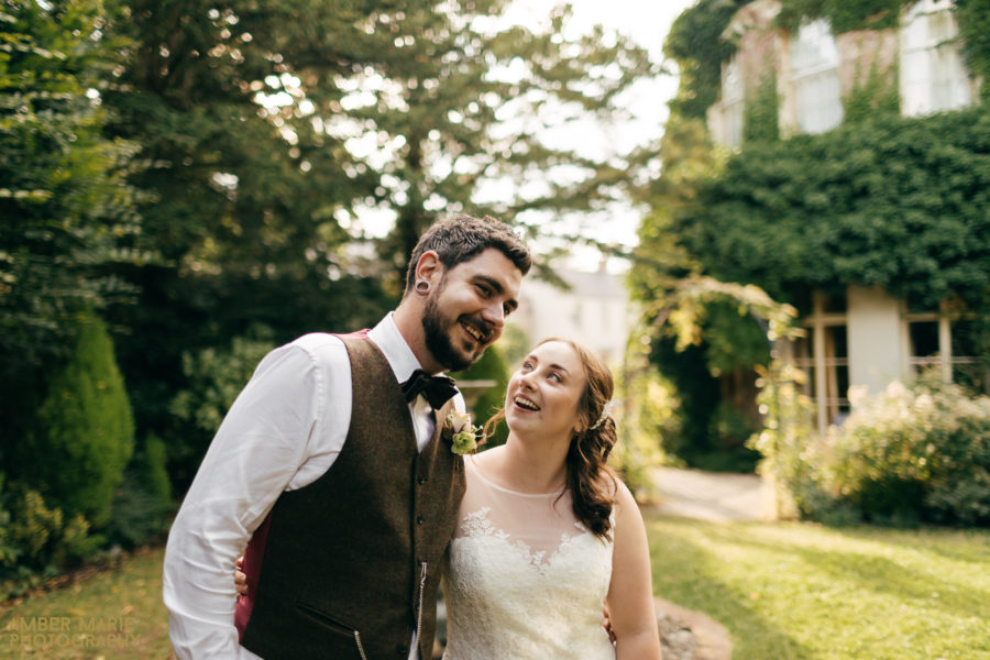 Karl & Ruth's Vintage Wedding