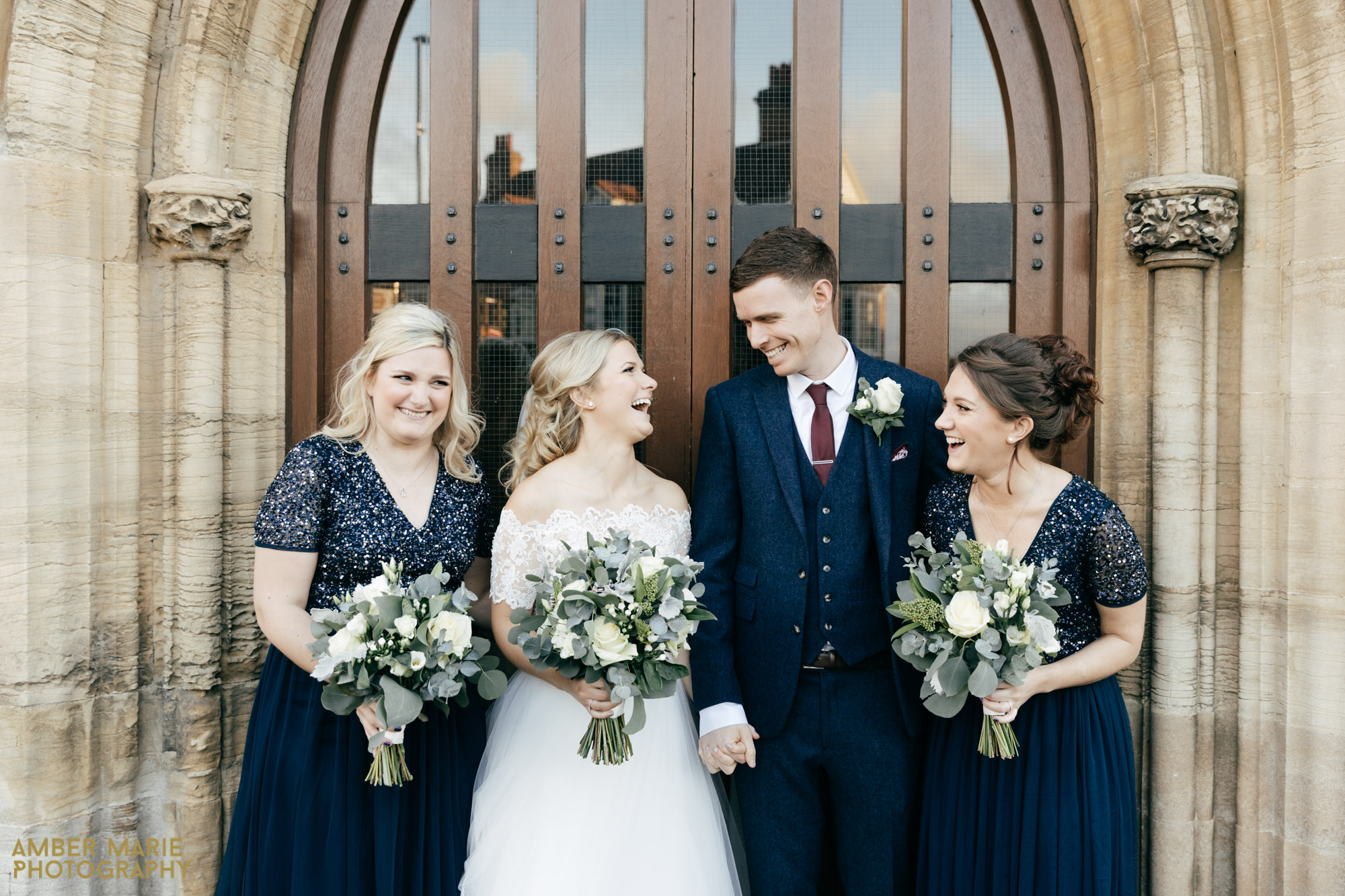 Fun Wedding Photography Gloucestershire