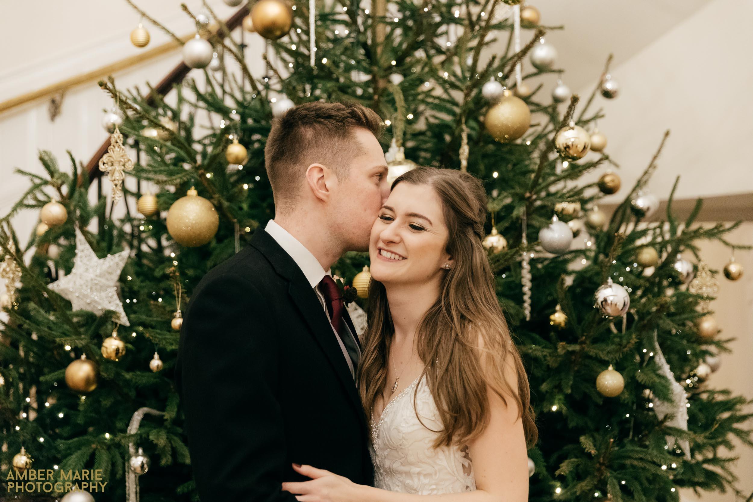 Winter Eastington Park Wedding