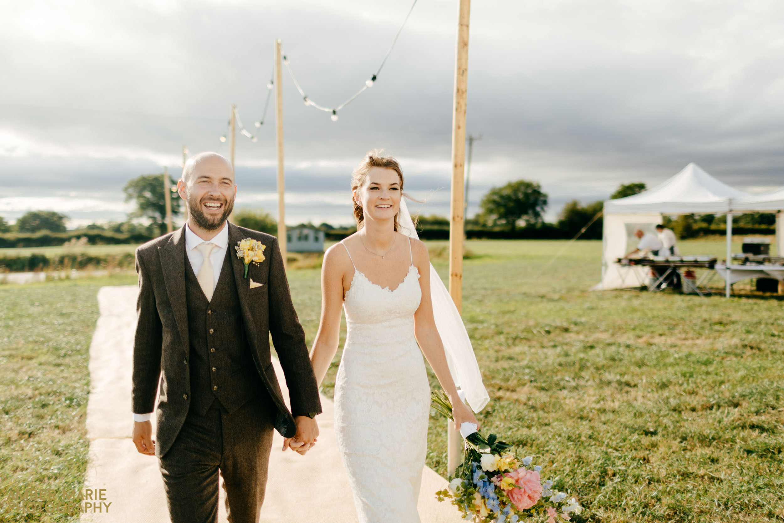 Fun Wedding photographer Cotswolds