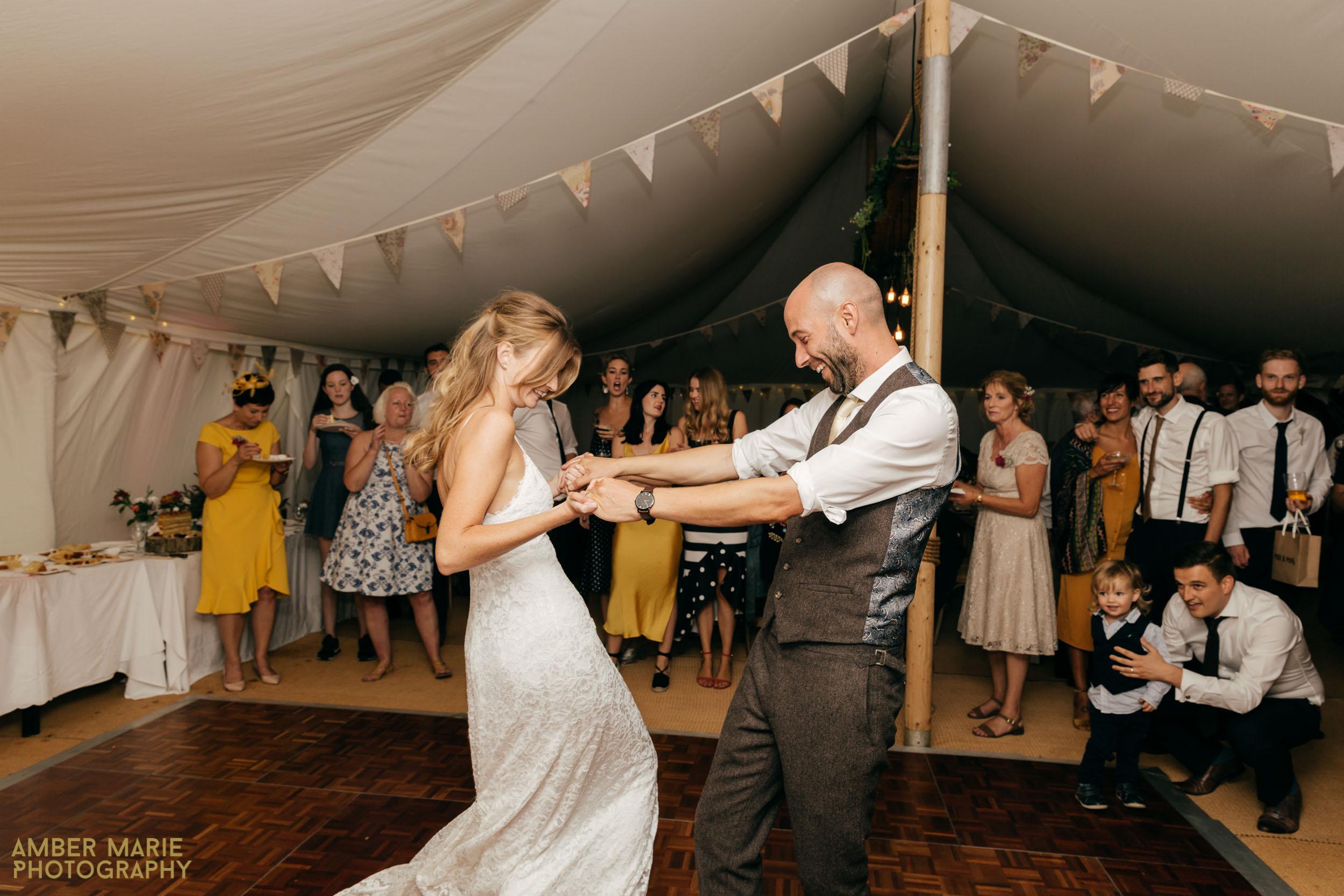 Creative Cotswold Wedding Photographer