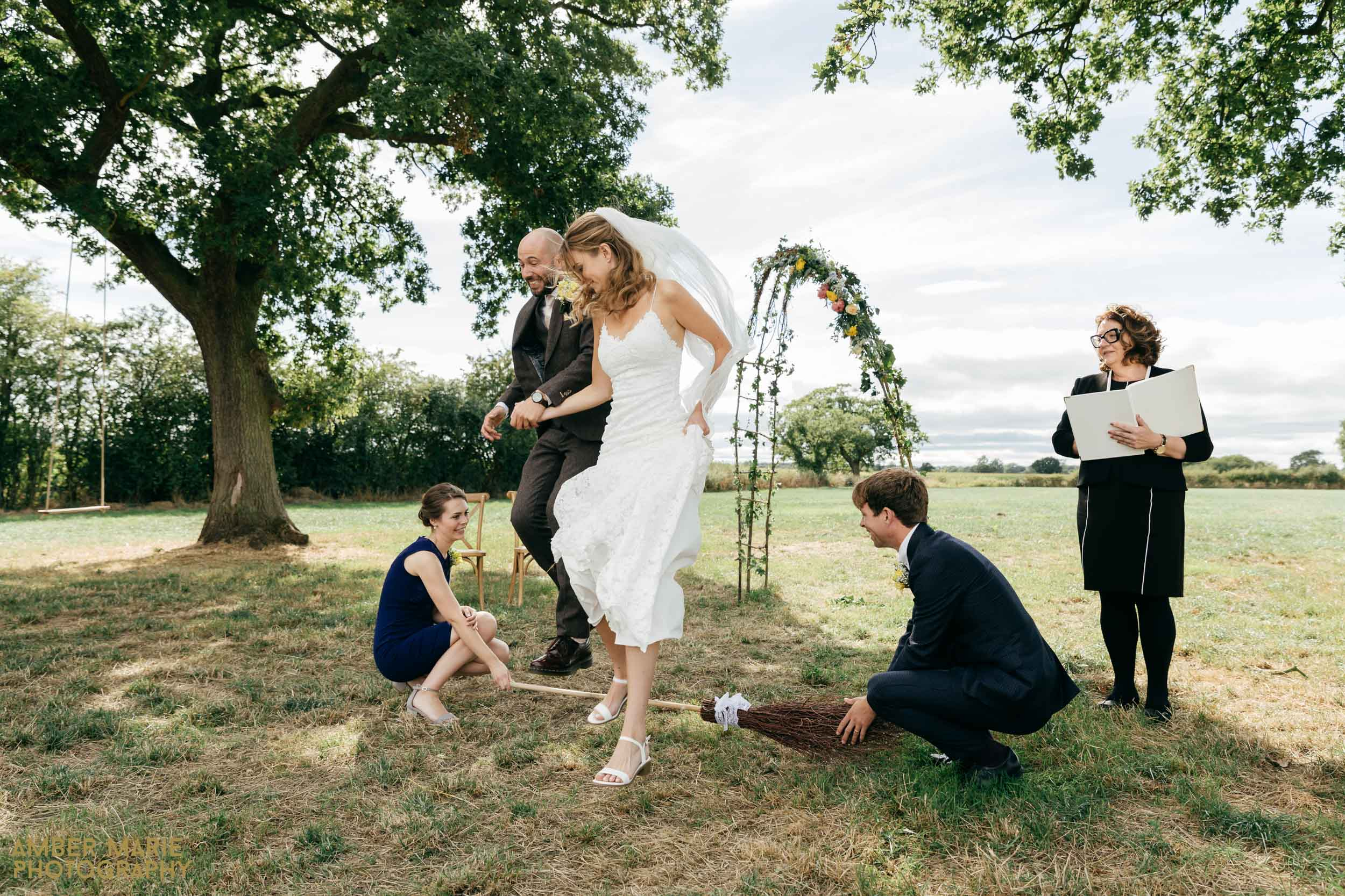 Natural wedding photography Gloucestershire