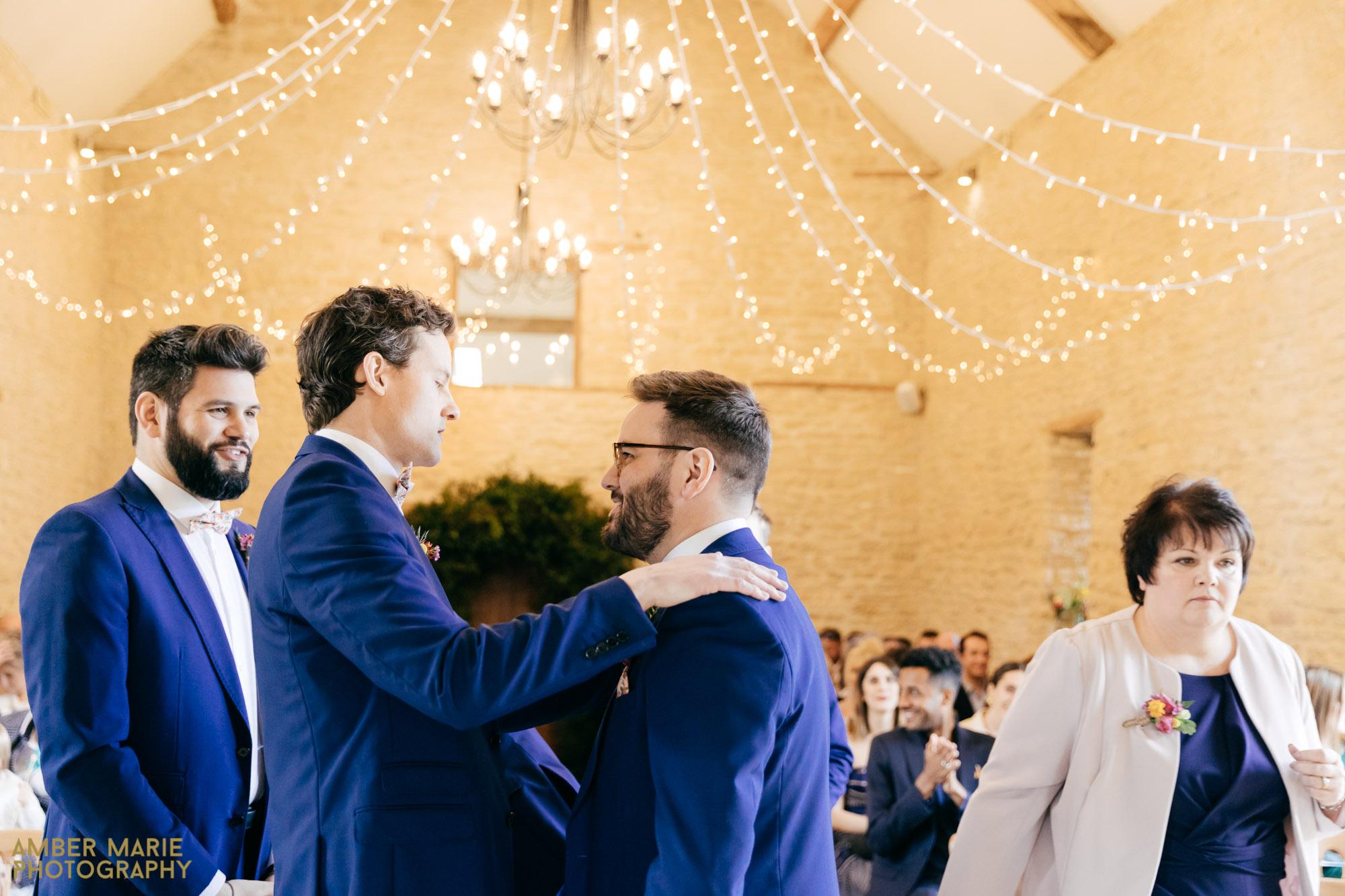 Kingscote Barn Wedding Photography by creative gloucestershire wedding photographer