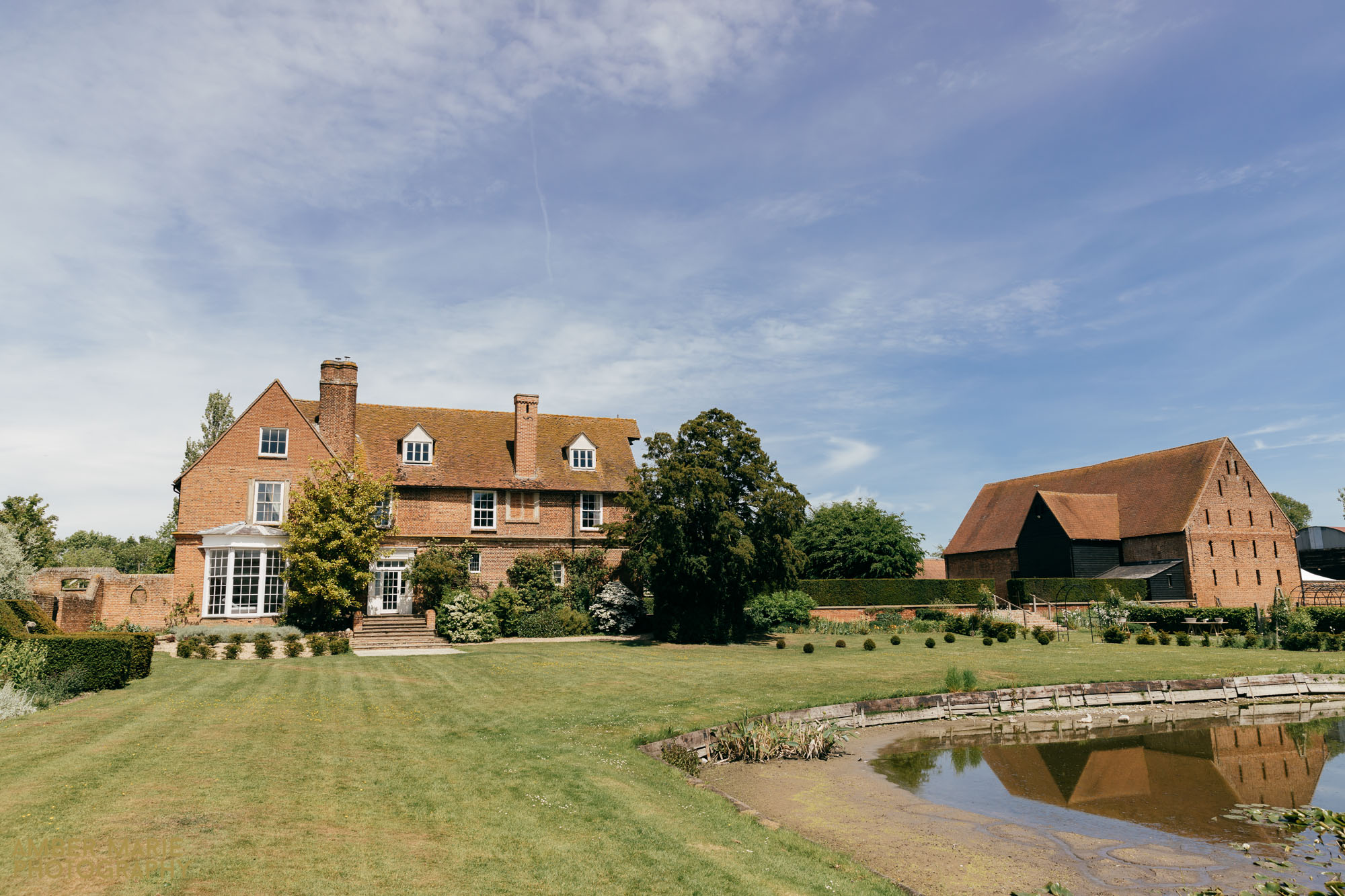 Great Lodge Wedding Venue Bardfield