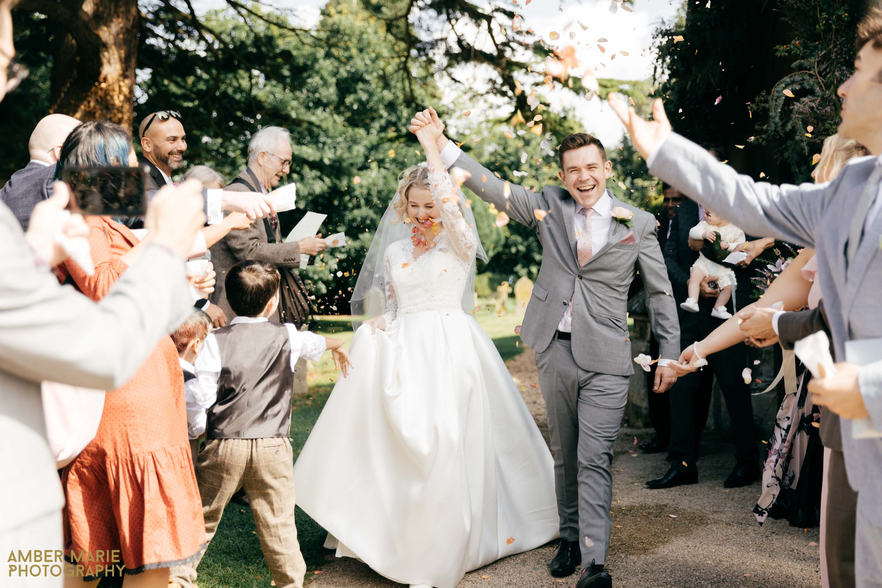 Cotswolds Church Wedding Photographer