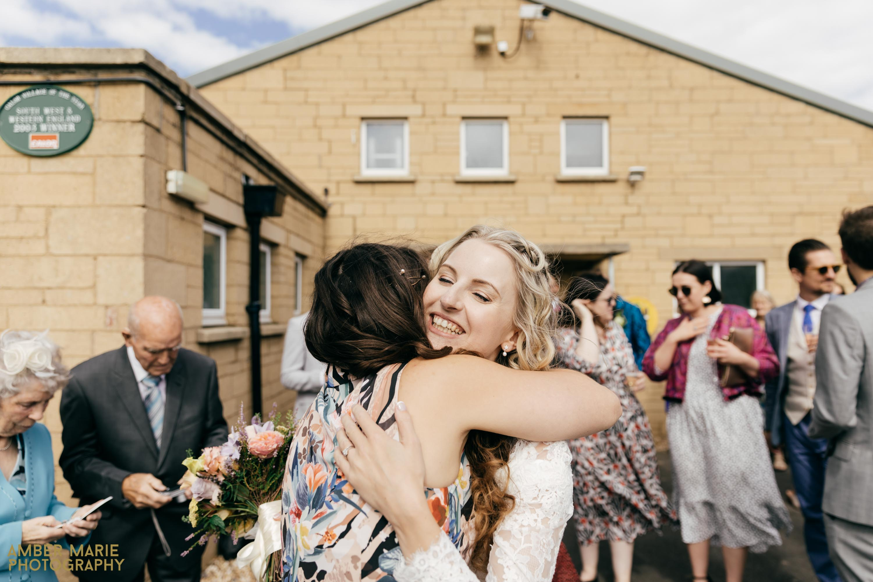cotswold village hall wedding