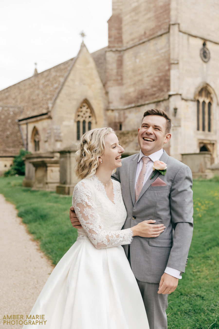 Leah & Louis' Cotswolds Village Hall Wedding